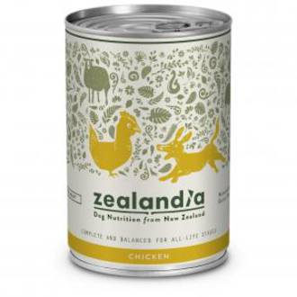 Zealandia Chicken 12 x 370g cans