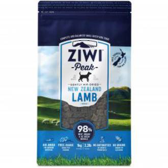 Ziwipeak Air-Dried Lamb 1kg